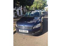 2011 (Reg-61) Volkswagen Passat Saloon 2.0 TDI BlueMotion PCO Ready