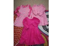 3 lovely girls dresses.