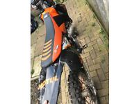 Ktm 125 sx road legal 2004