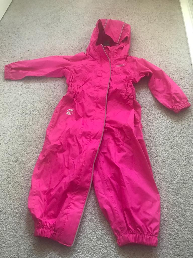 Gelert puddle suit 12-18 months