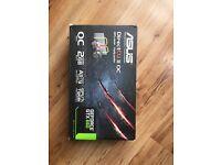 Asus Nividia GeForce 660GTX OC 2gb DDR5