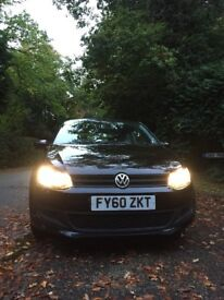 VW Polo 2010 50K Perfect First Car Full VW service History