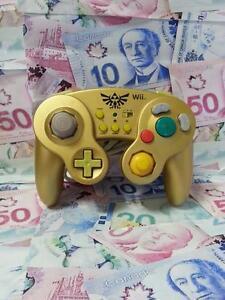 Hori Wii U Battle Pad Link WIU-090. 44746