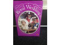 the royal wedding book