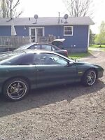 1995 Chevrolet Camaro Z28 T-Top Coupe (2 door)