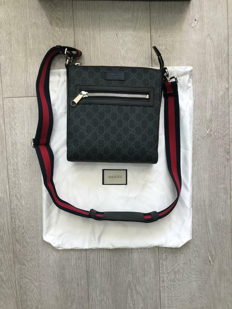 4bc5aab02b7d GUCCI Messenger Bag Pouch *100% Authentic* Brand New With Box! | in ...