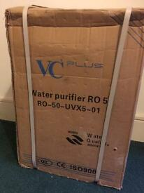 RO AND UV WATER PURIFIER NEW IN BOX