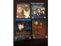 4 Murderous Movies on Blu-Ray
