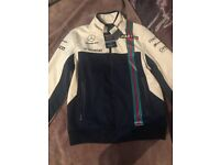Williams martini racing jacket size small