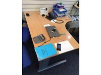 Large Office Desk - Fairwater Collection.