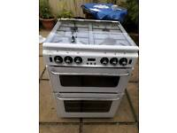 New World New home Freestanding Gas Oven 60cm Wide