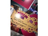 Parklife ticket