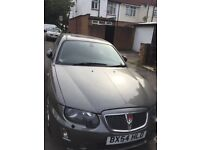 1.8 Rover 2004 plate