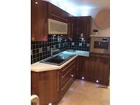 ex display kitchen with appliances