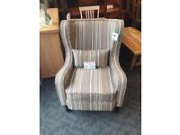 Sherborne fireside arm chair with cushion
