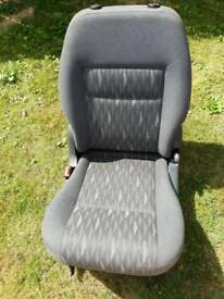 SEAT ALHAMBRA - PEOPLE CARRIER - REMOVABLE - SPARE REAR LEFT SEAT