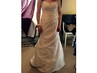 Chanticleer wedding dress Size 8