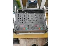 Denon DN-2000f mark 3 dual cd and controller with Numark mixing desk