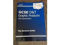 GCSE D&T graphic products AQA specification