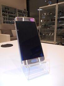 Samsung s6 edge, 32GB, Gold, Unlocked, Grade B.