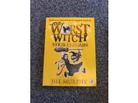 The worst witch book new