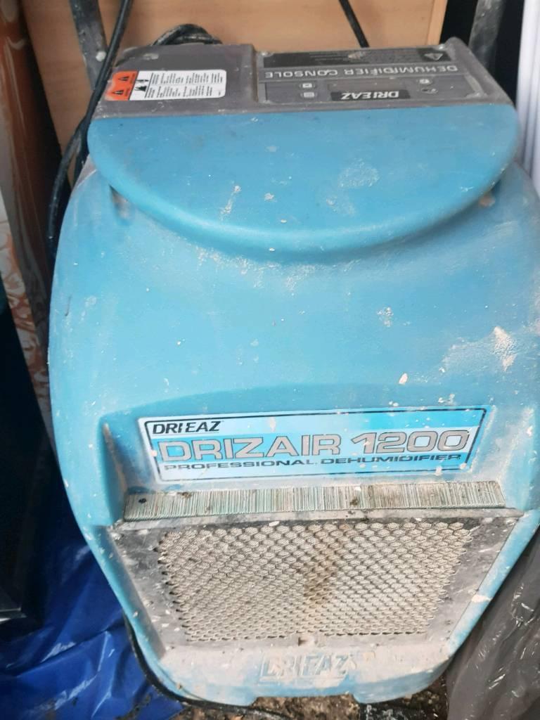 Drizair 1200 professional dehumioifier