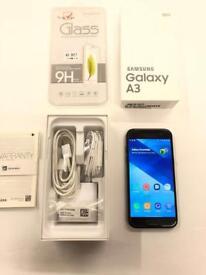 Samsung Galaxy A3 2017 Unlocked boxed