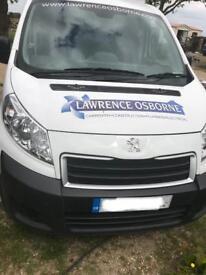 Peugeot Expert 1000, White Panel Van