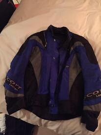 Scott motorcycle jacket