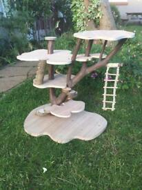 Fairy treehouse