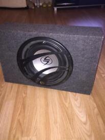 Bassbox speaker