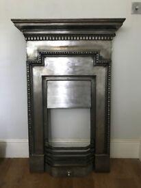 Original full polished iron surround