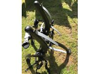 Saris Bones Black 2 Bike Rear Cycle Carrier