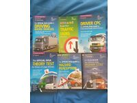 LGV Training Books and DVDs