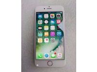 APPLE IPHONE 6 16GB SILVER UNLOCKED WITH RECEIPT