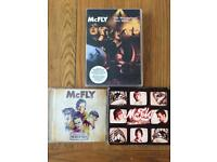 Mcfly Bundle DVD & CDs