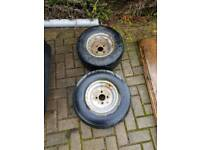 Ifor Williams wheels