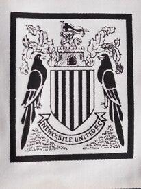 20 Vintage Newcastle United Badges