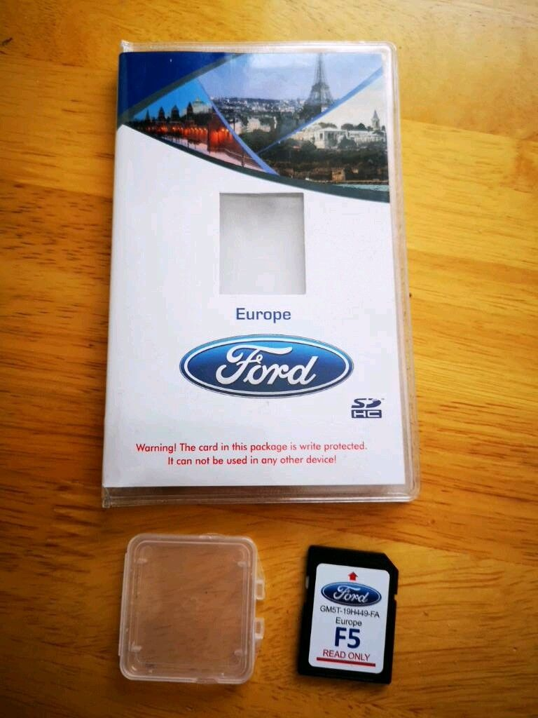 Ford F5 Sync 2 Sat Nav SD Card | in Gateshead, Tyne and Wear | Gumtree