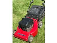 Mountfield premium 5hp self propelled petrol lawnmower