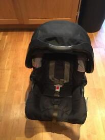 Graco first car seat and base