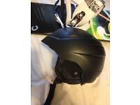 Helmets x 3 skiing/snowboarding childs youth also sz med and sz xl