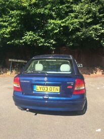 ****BARGAIN VAUXHALL ASTRA AUTOMATIC****