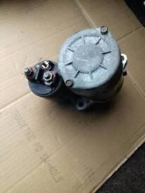 Renault clio mk3 1.2 starter motor