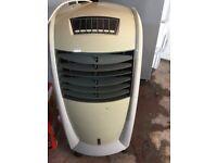 Fan, heater ,humidifier all in one