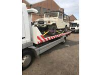 Suffolk recovery & transport services planb