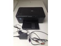 HP DeskJet F2480 inkjet multifunction printer