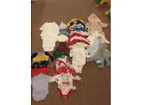 Up to 3 Months Baby Clothes Bundle
