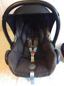 Maxi cosi cabriofix car seat group 0