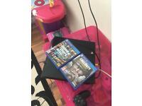 Playstation 4 2 Games 1 Pad